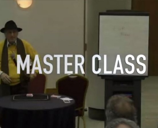 Juan Tamariz Master Class Lecture Volume 1&2 (sold at FISM Korea 2018)