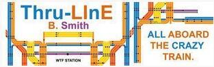 Thru-Line by B.Smith [o5b832gxz1q5] - $1.59 : Online Shopping