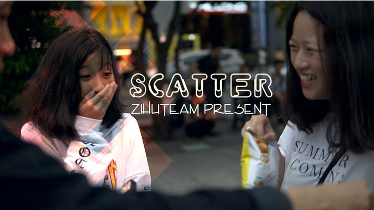 Scatter (Online Instructions) by Zihu