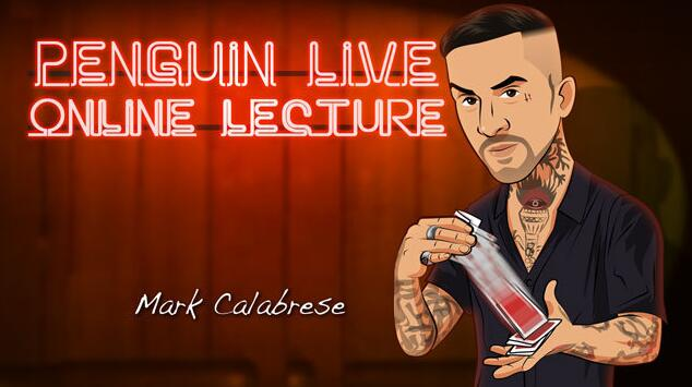 Mark Calabrese LIVE 2